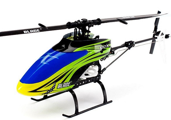 Helicoptere Rc Debutant Exterieur